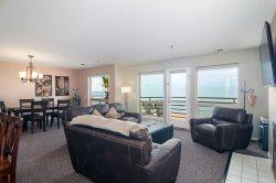 Oceanfront 2 Bedroom Condo on 2nd Floor