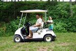 Golf Cart rental available