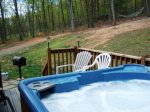 Outdoor Hot Tub, View #2