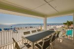 Sand Dollar Resort, Pier Area 4 BR Top Floor Suite with Fabulous Gulf Views - Brand New Pool and Spa!