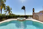 La Casa Bonita South Georgeous Luxury Beach Front Vacation home with Private Pool and Spa