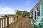 Starfish Beach House Exceptional Newly Renovated Beachfront Vacation Home Mid Island