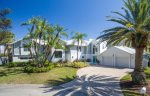Incredible Bay Front 5 Bedroom home with awesome private pool and dock