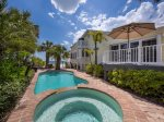 Coastal Coconut is our Brand New Beachfront Vacation Rental with Private Pool - yes, it's true!