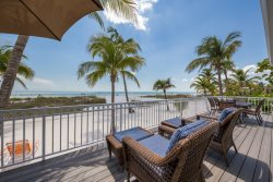 The Palms is a totally updated classic Florida Beachfront Cottage