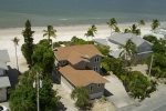 Osprey Eye view to Beach Chalet and the Gulf of Mexico