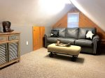 Loft with pullout Queen sofa sleeper
