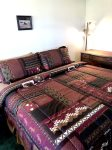 Bunkhouse  king bed